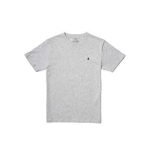 Volcom Kinder T-Shirt Stone Blanks BSC SS L Erikaviolett