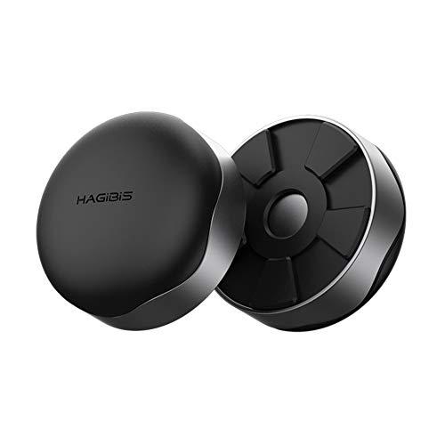 Hagibis Laptop-St?nder,magnetisch,tragbar,Kühlkissen für MacBook/Laptop mit kühler Ball-W?rmeableitung,rutschfestes Pad Klein Grau