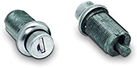Hudson Lock ULR-1062STD-0000 Utility Tool Box Plunger Lock (Pack of 2)