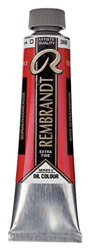 Rembrandt Paint Oil QUIN, One Size, Quinacridone Rose
