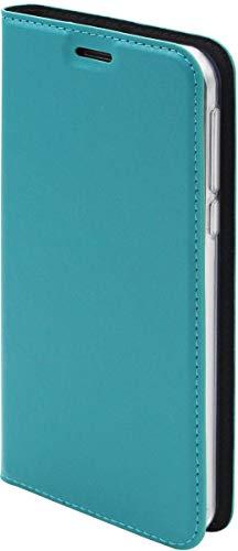 Buchledertasche für Emporia SMART.3mini Emerald Green