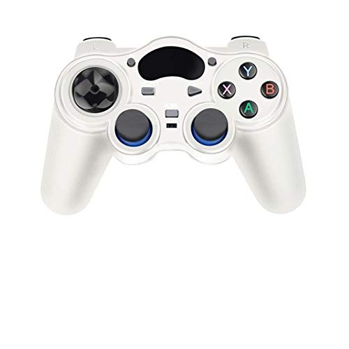XCHJY 2.4G Wireless Gamepad Joypad Joystick Android con convertidor for PS3 / Smart Phone for Tablet PC Smart TV Box (Color : 3)