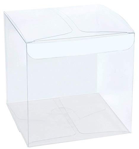 Planet Confetti Box PVC pak van 50 4 x 4 x 4 cm