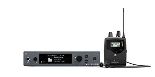 Sennheiser Pro Audio Sennheiser ew IEM G4-A1 In Ear Monitor system Range (470-516Mhz), Single