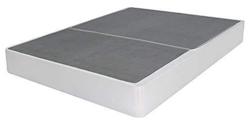 Best Price 7.5' New Steel Box Spring/Mattress Foundation, Queen