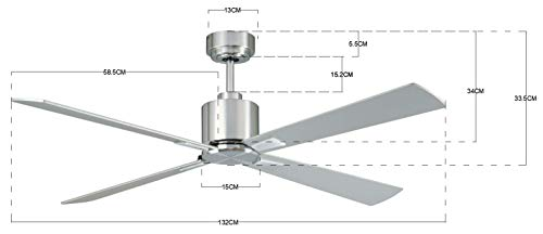 LUCCI AIR Deckenventilator