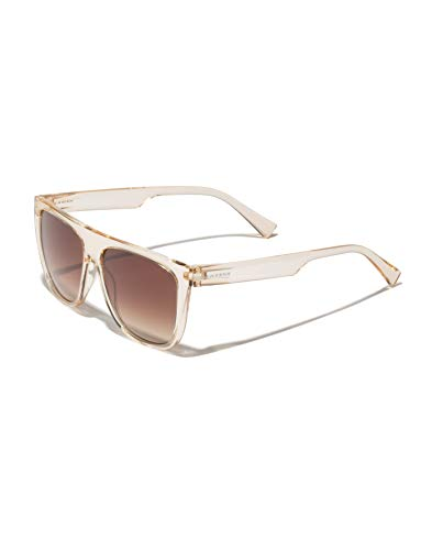 HAWKERS Runway Gafas de sol, Brown · Dark, One Size Unisex-Adult