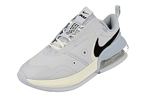Nike Mujeres Air MAX Up Running Trainers CK7173 Sneakers Zapatos (UK 5.5 US 8 EU 39, Ghost Black Summit White 002)