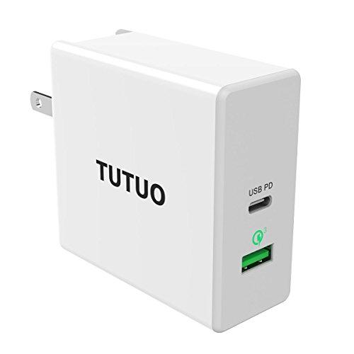 TUTUO 60W USB C PD 充電器