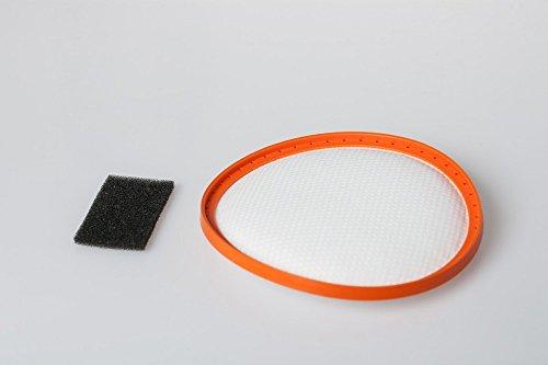 daniplus–Juego de filtros, filtro premotor, filtro de protección del motor para aspiradoras Dirt Devil Centec 2, M2288–Nº: 2288002