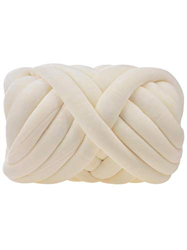 Knowledgi - Manta gruesa de punto de lana gruesa para mascotas