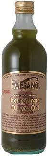 Paesano, Oil Olive Extra Virgin Unfiltered, 33.8 Fl Oz
