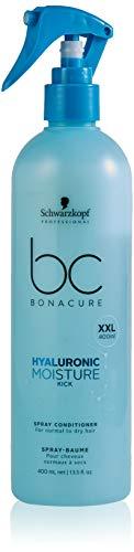 Schwarzkopf - Spray baume cheveux secs Hyaluronic Moisture Kick 400 ml