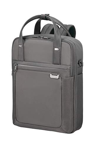 SAMSONITE Uplite - Three-Way Laptop Expandable Rucksack, 40 cm, 18 Liter, Grey