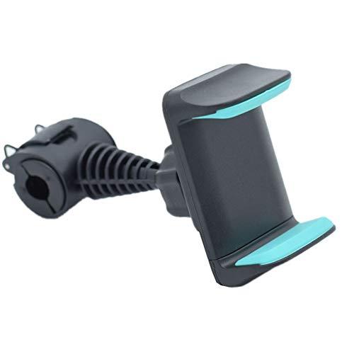 Soporte Para Tablet Coche Soporte Tablet Para Coche Tv de coche para niños Almohada para reposacabezas de asiento de coche Blue,One Size
