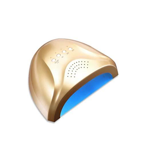 POO 48w uñas luz máquina inteligente inducción UV secador de uñas lámpara 25 granos de la lámpara