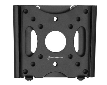 "GForce GF-686-529 Fixed TV Wall Mount Bracket for Most Flat Panel/LED/LCD 10""-24"" TVs - Up to 55 lbs VESA 100x100"