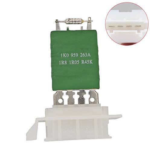 07 jetta blower motor resistor - 5