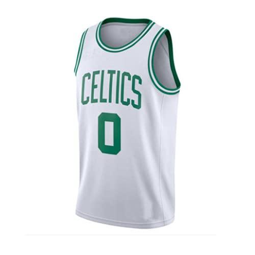 CAMILYIN NBA Jerseys - Camiseta de baloncesto unisex con bordado sin mangas,...