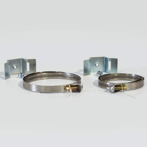 pole mounting brackets - 2