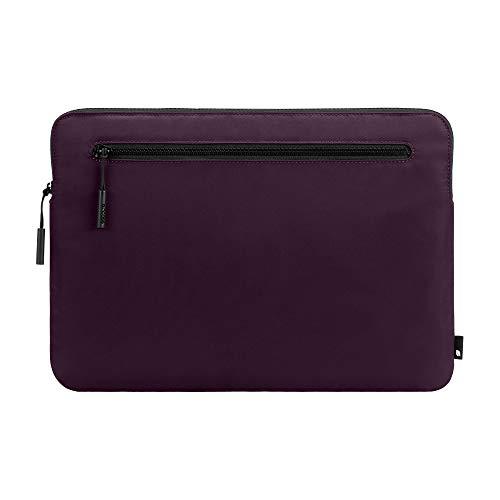 Incase Compact Sleeve in Flight Nylon for MacBook Pro 15' & 16' - Aubergine