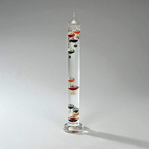 SDL Thermomètre de Galilée décoratif de 44 cm