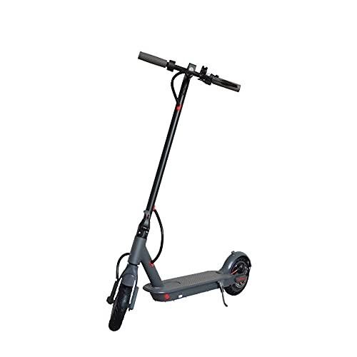 Bogist Aovo M365 Pro Scooter eléctrico para adultos, con control de aplicaciones, pantalla LED, velocidad máxima de 30 km/h, 40 millas máxima, peso 11,8 kg
