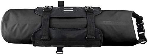 nonbrand Bicycle Bag, Road Bike Front Bag Bicycle Waterproof Large Capacity Folding Bag Mountain Bike Riding Bag Car Bag