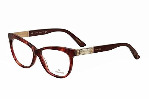 SWAROVSKI per donna sk5091 - 056, Occhiali da Vista Calibro 56