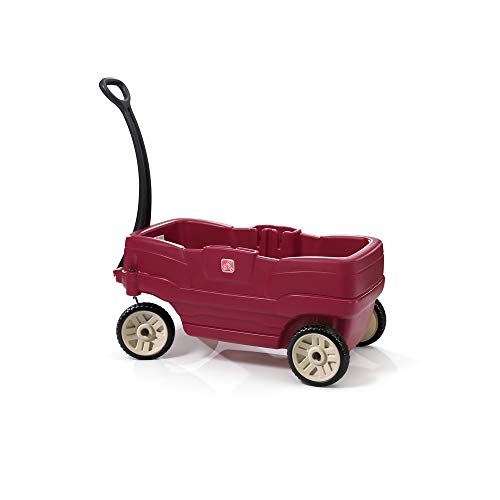 Step2 Neighborhood Wagon with Seats, Red