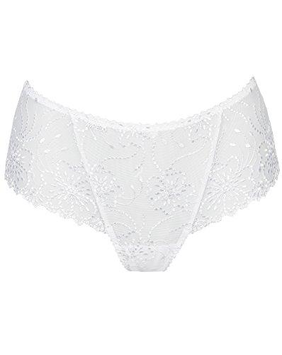 Marie Jo Damen Jane WIT Tanga, Weiß (Weiß 0133WIT), 36