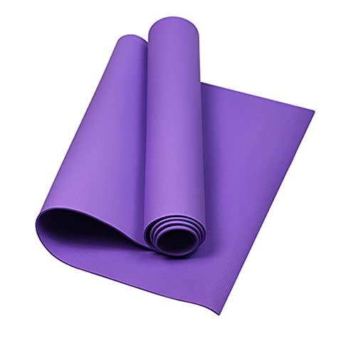 JTXQSI Esterilla de ejercicio a la moda, tamaño 173 x 60 x 0,4 cm, antideslizante, adelgazante, fitness, gimnasia, musculación, pilates (color: 5,4 m)