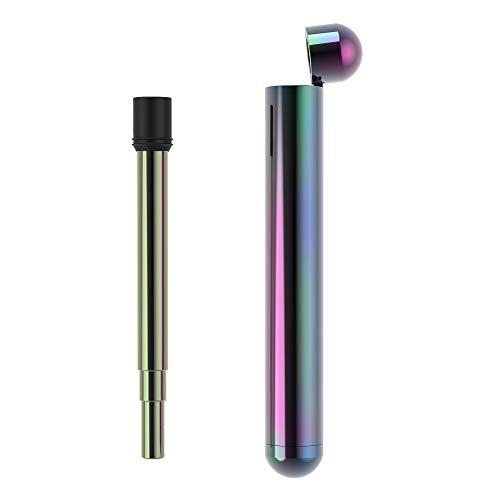 Disponible en 3 combinaisons de couleurs en acrylique transparent avec coloré \