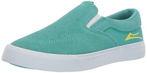 Lakai Unisex-Erwachsene Teal Suede Size Footwear Summer 2019 Owen Kids Größe 13, Blaugrünes Wildleder, 47 EU