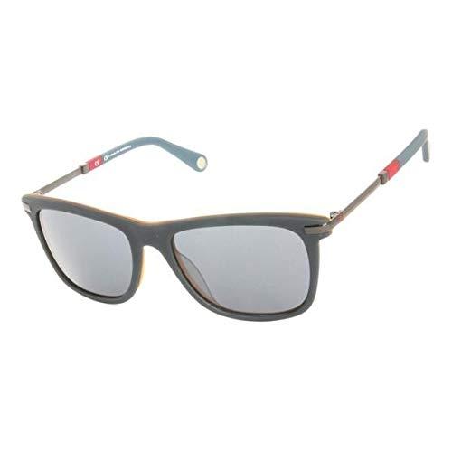 Carolina Herrera SHE684D25M Gafas de sol, Azul, 54 para Hombre