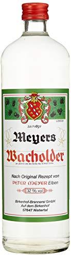 BIRKENHOF Brennerei | Meyers Wacholder | (1 x 0,7l ) - 32 % vol.