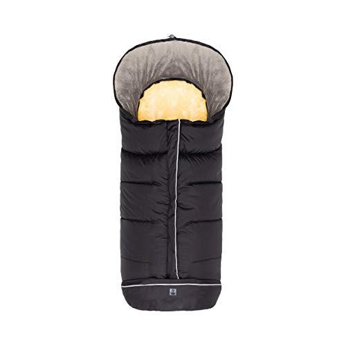 Babycab Winterfußsack Valka für Kinderwagen & Buggy - Fußsack mit separatnutzbarer Einlage - für Babys ab 6 Monaten - spendet wohlige Wärme