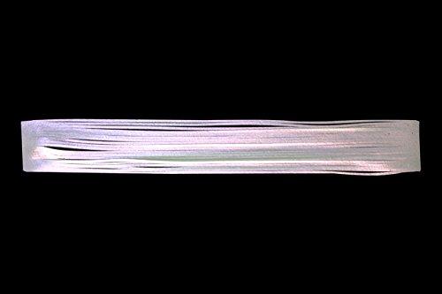 JACKALL(ジャッカル) ビンビン玉 チューニングスカート ワイド 超ケイムラ偏光パール