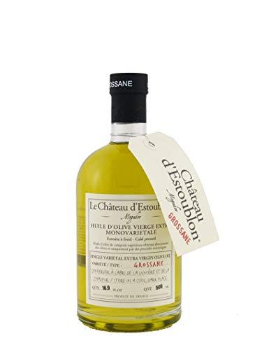 Château D'estoublon »Grossane« Natives Olivenöl, 500ml