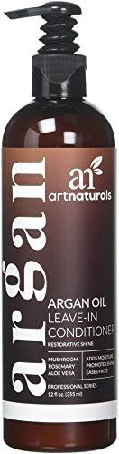 Organische Arganöl-Leave-In-Conditioner, therapeutische Formel - Artnaturals