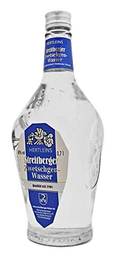Hertleins Streitberger Zwetschgenwasser 0,7l.