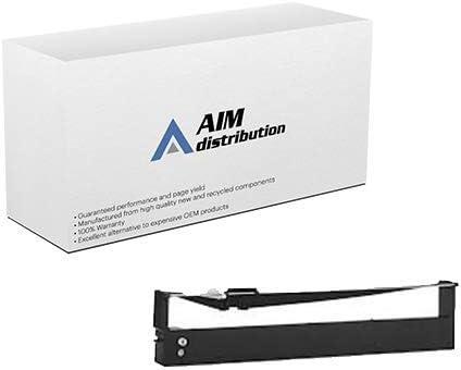 AIM Compatible Replacement for IBM 4247-L03 Dot Matrix Printer Ribbons (6/PK) (41U2235) - Generic
