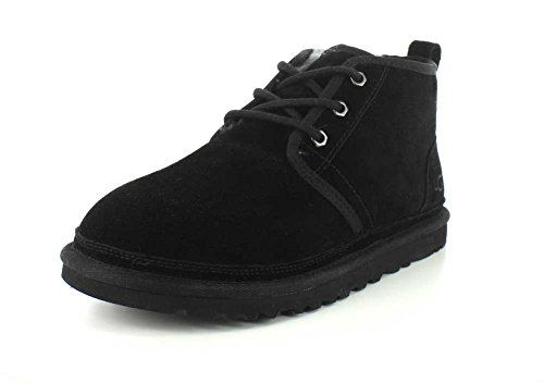 UGG Male Neumel Classic Boot, Black, 6 (UK)