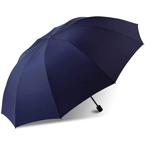 doppelt übergroßer Regenschirm ist für 23 Personen geeignet, um den automatischen Regenschirm zu falten