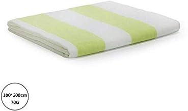 Print Yoga Mat 5 Layers Gauze Baby Heart Pattern Bath Towel Cotton Towel Quilt (Towels * 2) (Color: B) 瑜伽垫