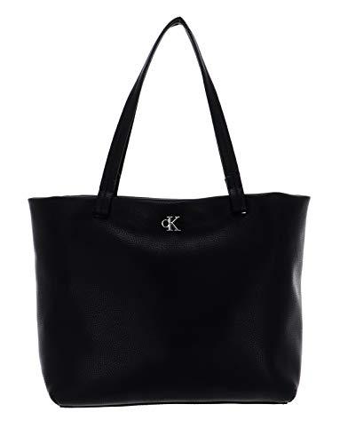 CK JEANS Soft Shopper 29, Accessori Donna, Nero, 28 Inches, Extra-Large