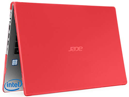 mCover Hard Case Only for Acer Aspire 5 A515-54 15.6 Inch - Red Not Compatible with Any Other Aspire 5 15.6' A515-52, A515-51, etc.