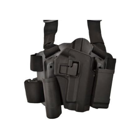 CQCタイプ ホルスター レッグホルスター サイホルスター シグ P226 P220 SIG 専用 右利き ブラック