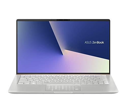 """ASUS ZenBook 13 UX333FA-A3070T - Portátil de 13.3"""" FullHD (Intel Core i5-8265U, 8GB RAM, 256GB SSD, Intel UHD Graphics 620, Windows 10) Metal Plata - Teclado QWERTY Español"""