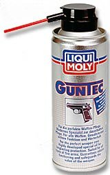GunTec Waffenöl, Spray, 200 ml